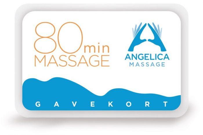 Gavekort til massage hos Angelica Massage Aarhus