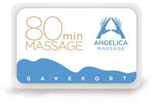 Angelica Massage Aarhus Gavekort til massage