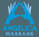 Angelica Massage Mobile Logo