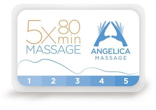 Klippekort til massage i Aarhus