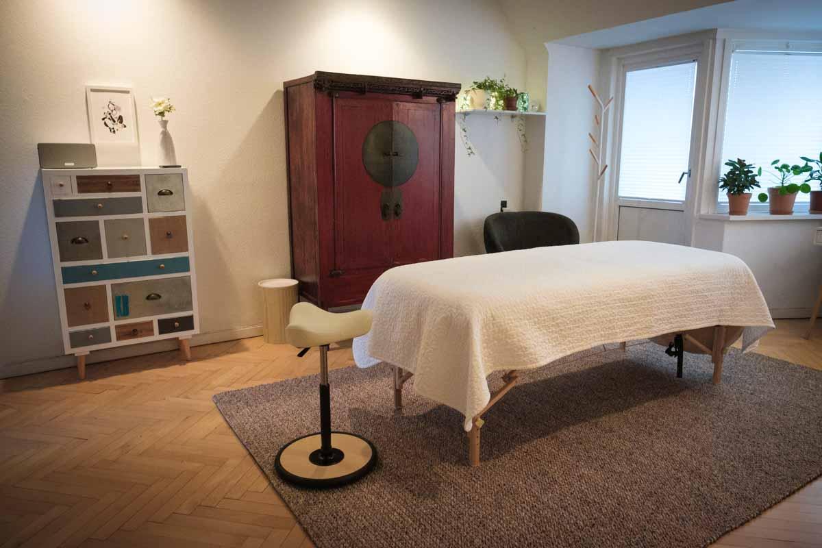Angelica Massage Aarhus - Så har jeg fået mere plads