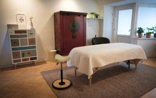 Angelica Massage klinik Aarhus - Smuk og rolig