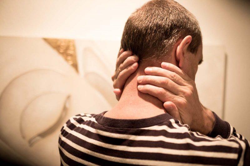 Hold i nakken - Bliv behandlet af Angelica Massage