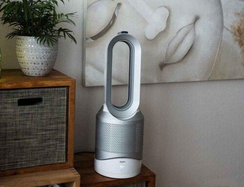 Min lille nye robot-ven hjælper mig i varmen