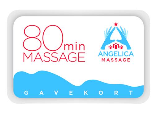 Angelica Massage Aarhus Gavekort Jul