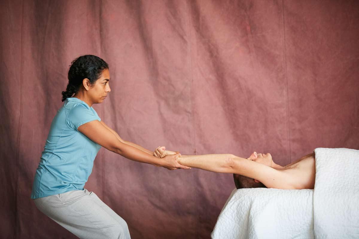 Angelica Massage Aarhus - Mærk dig selv