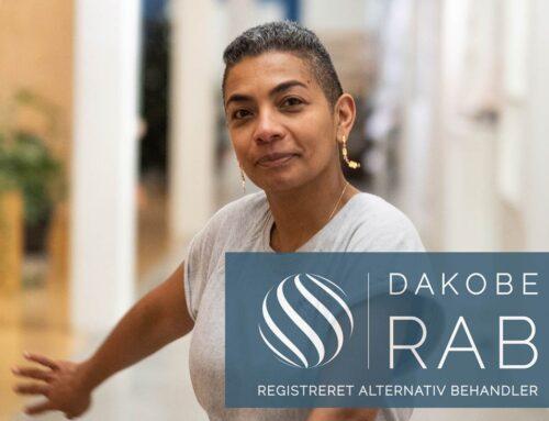 Så er jeg blevet RAB-godkendt & autoriseret behandler