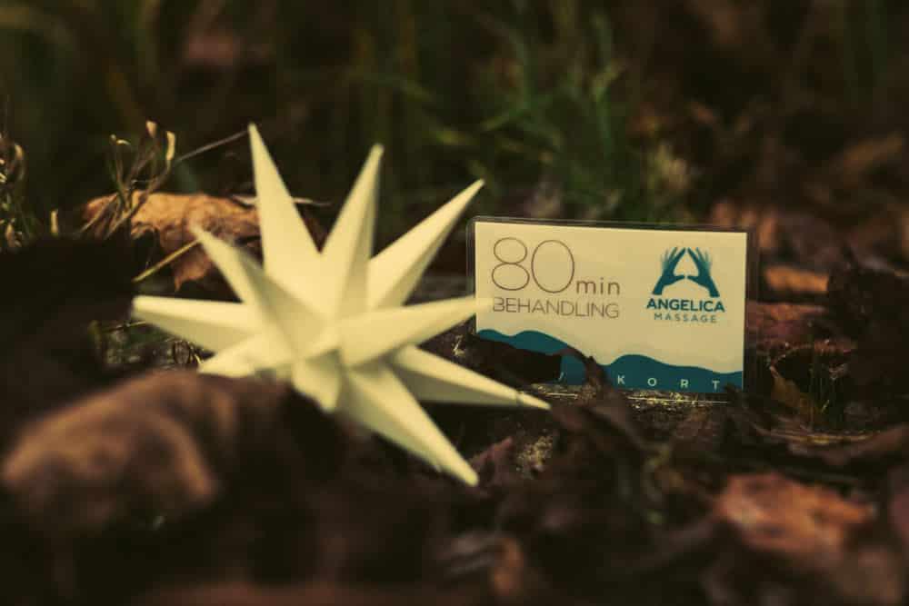 Angelica Massage Aarhus - Kropsterapi - Giv gavekort til jul