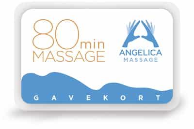 Angelica Massage Aarhus - Gavekort til massage og kropsterapi