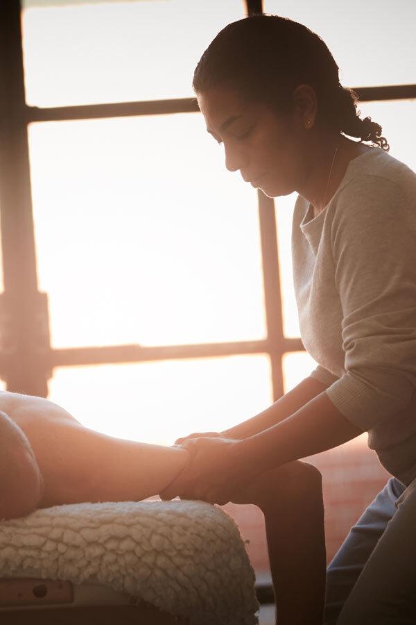 Angelica Massage Aarhus - Chok og traume behandling