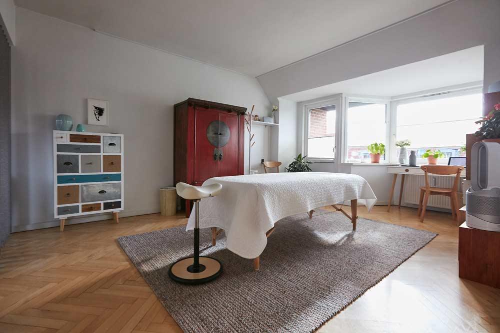 Angelica Massage Aarhus - Massage Klinik - Højbjerg